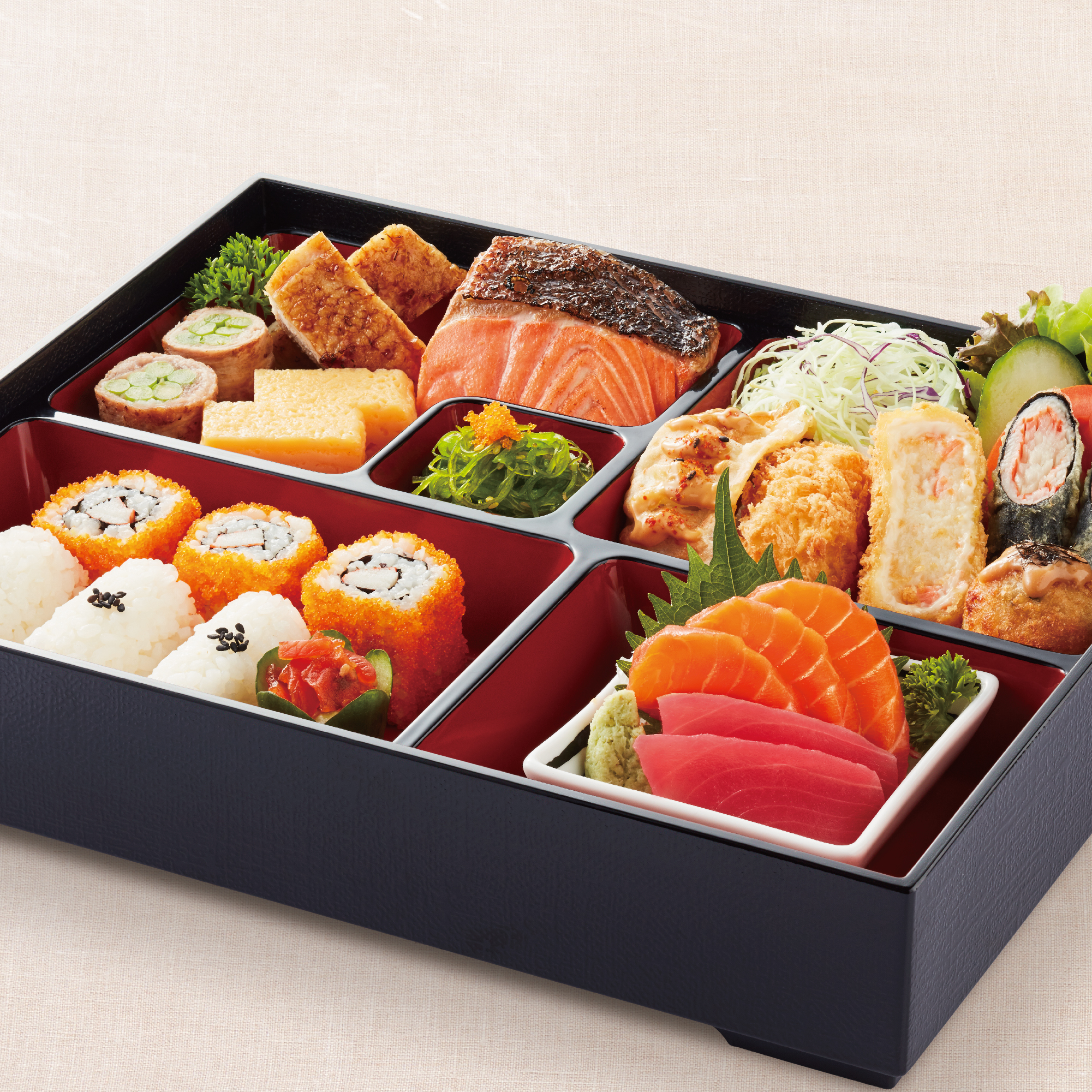 Fuji Bento Sashimi Set
