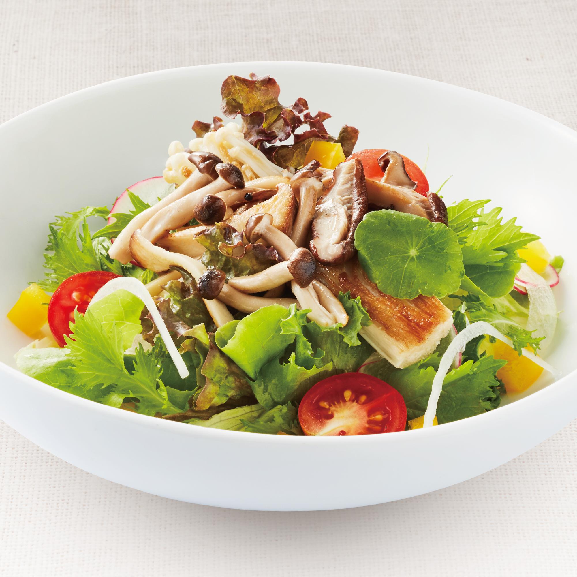 Kinoko Salad