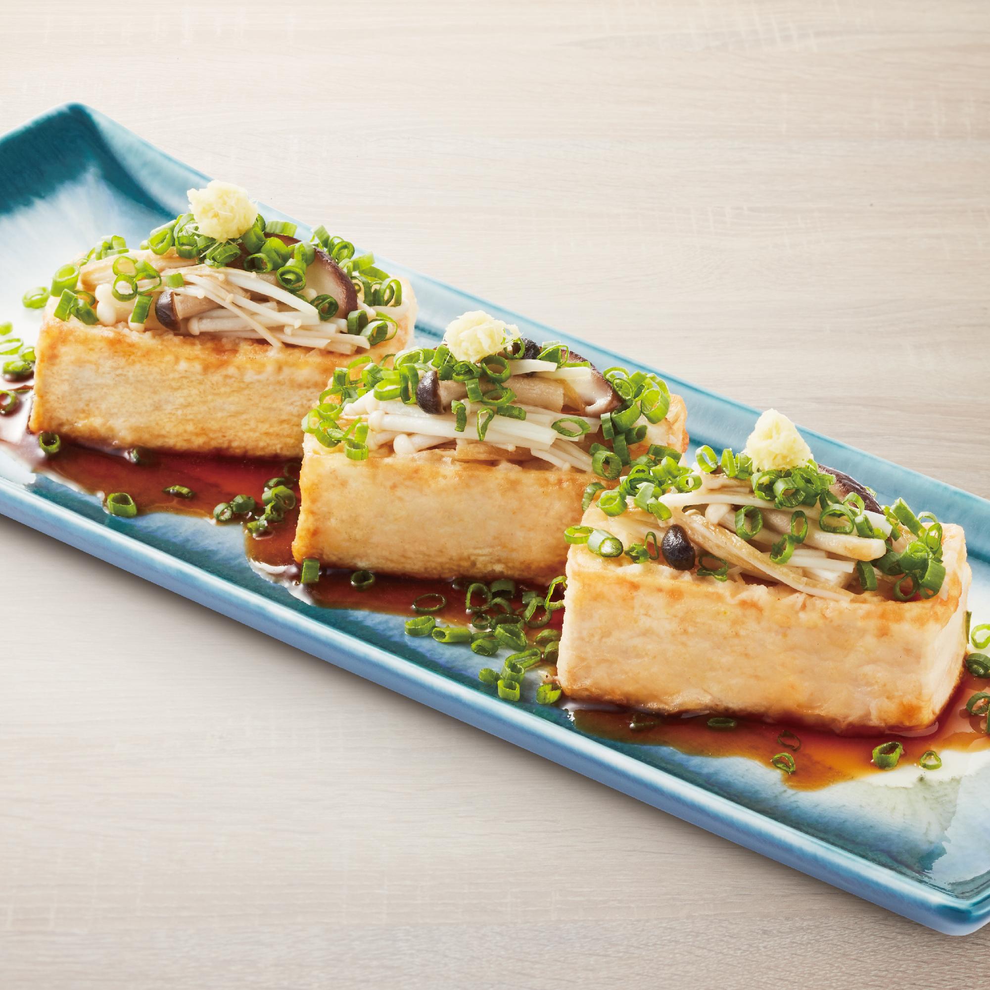 Tofu Steak
