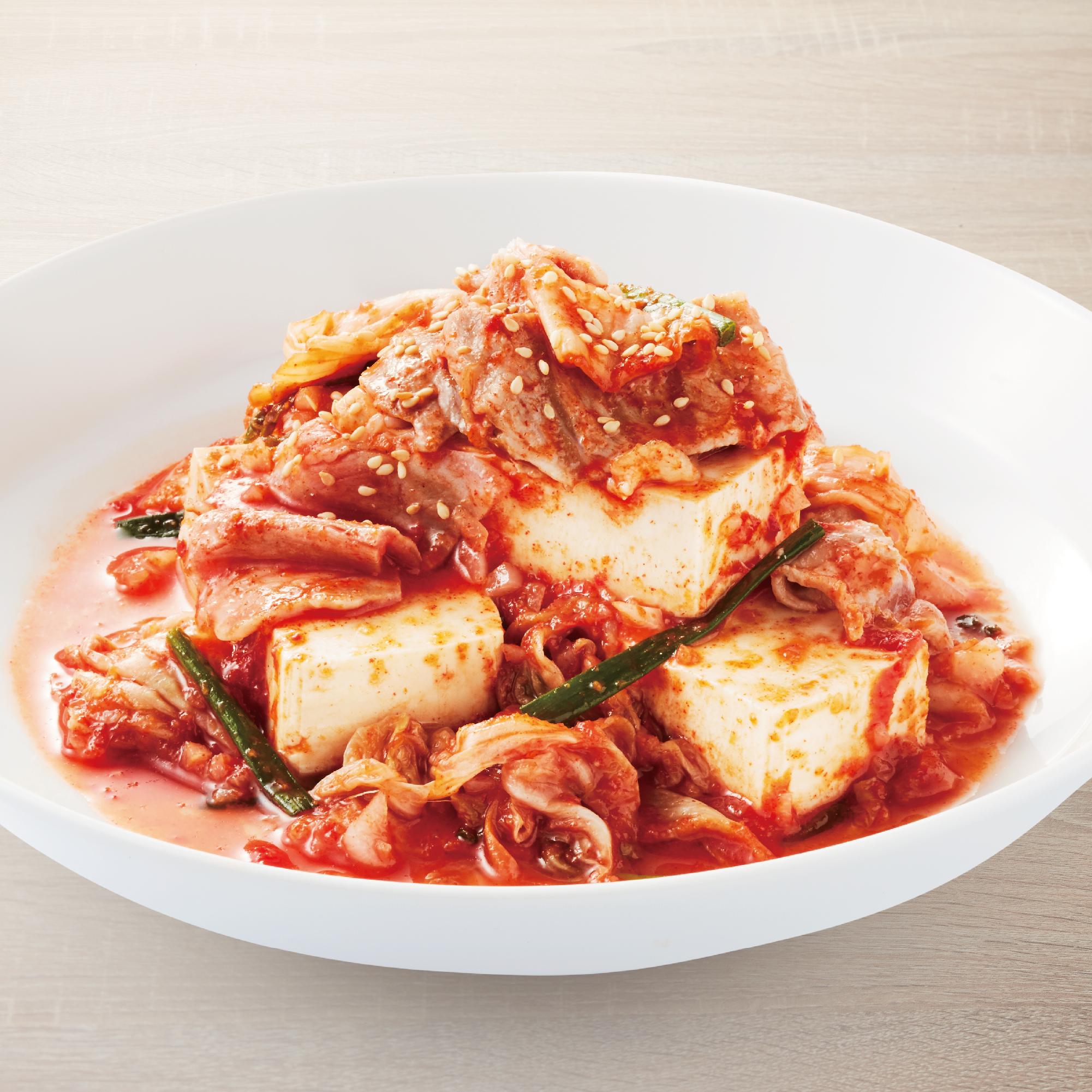 Kimuchi Tofu Itame