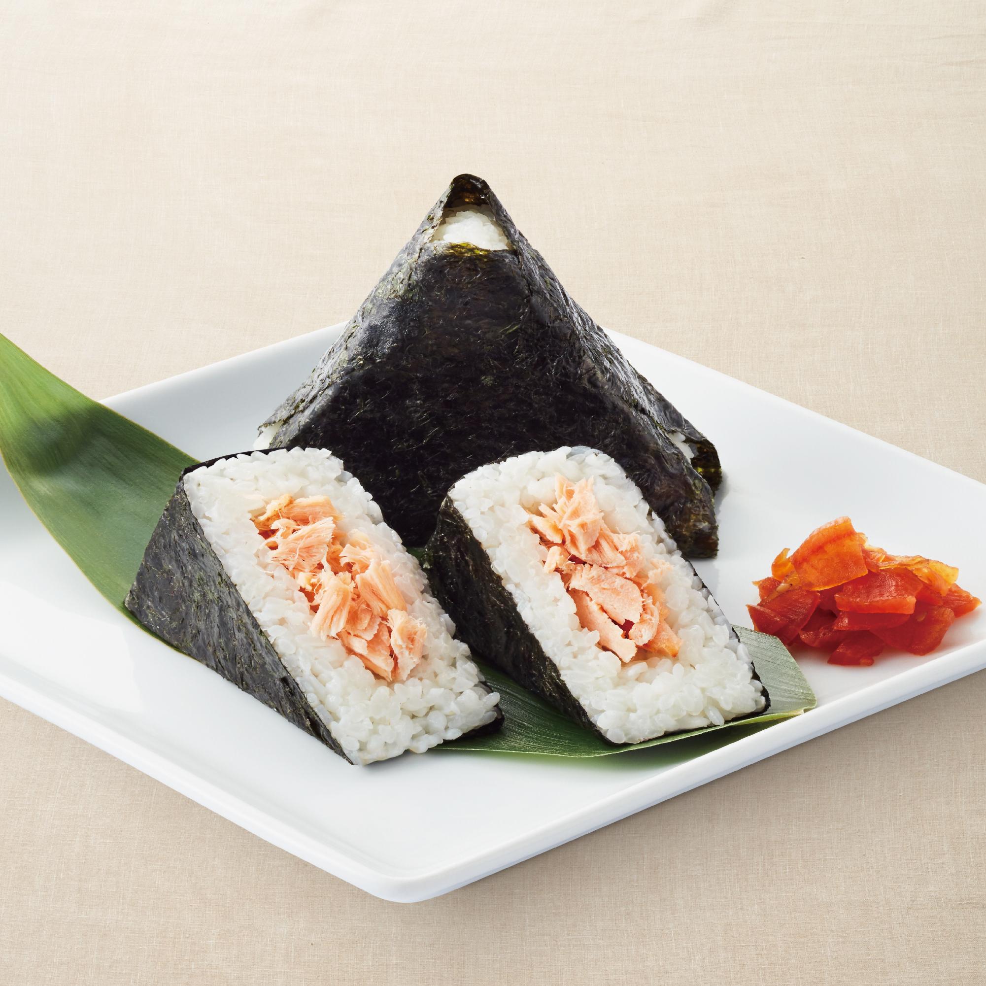 Salmon Onigiri (1 pc)