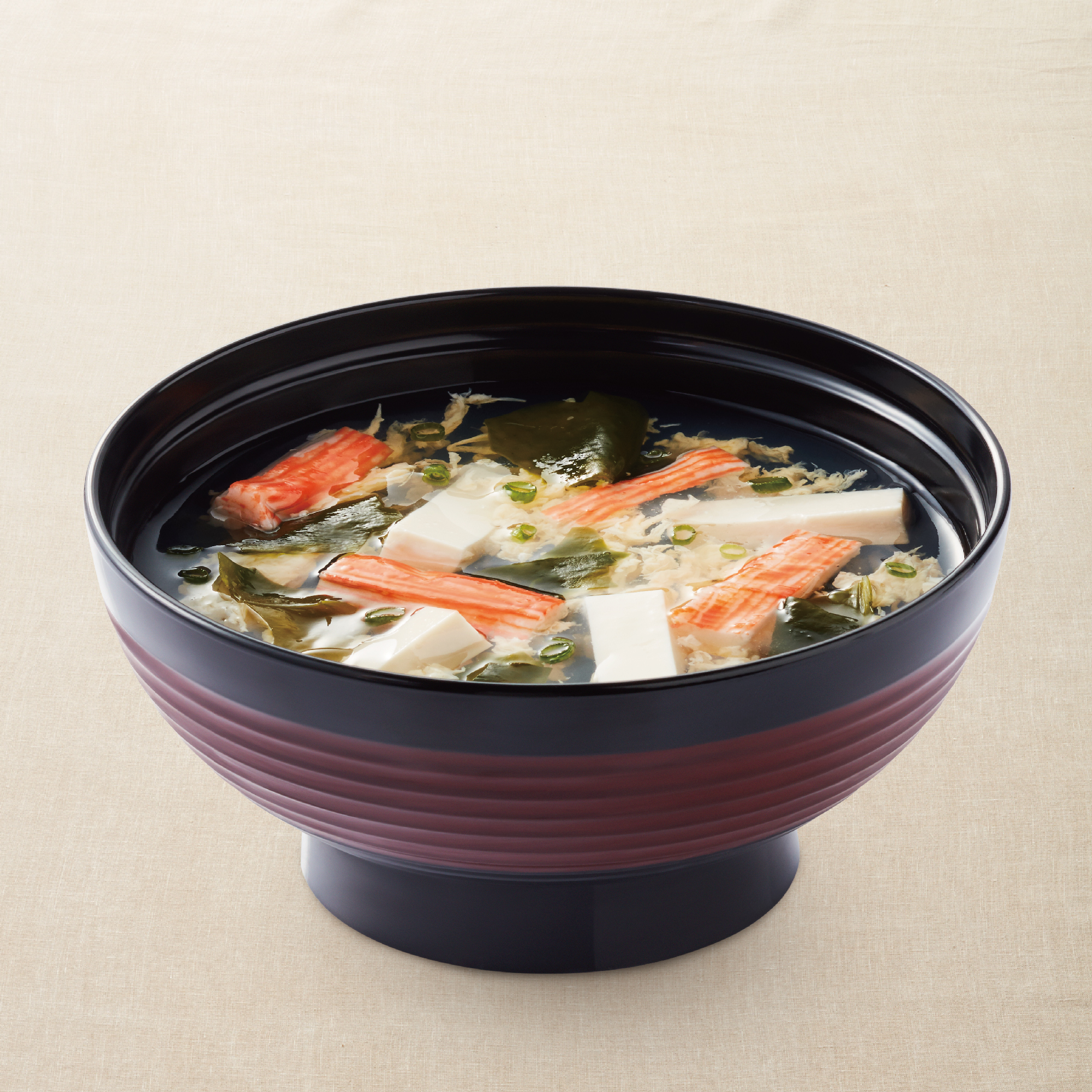 Tamago Wakame Soup